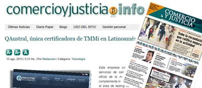 comercio TMMi